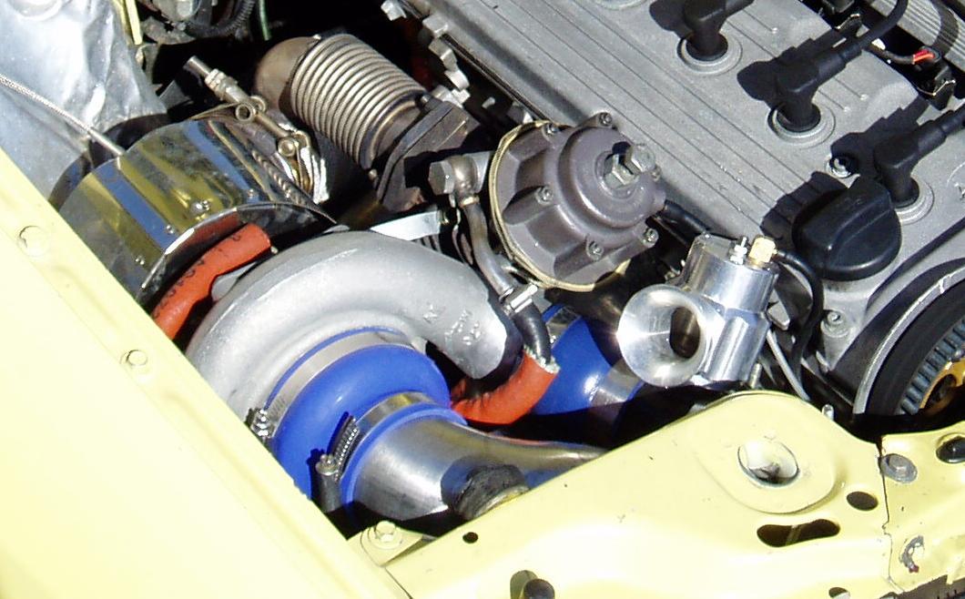 Turbo Conversion